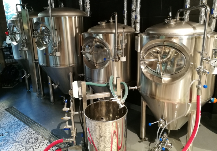 Anastasiou Brewery / Ζυθοποιία Αναστασίου, Athen, Bier in Griechenland, Bier vor Ort, Bierreisen, Craft Beer, Brauerei