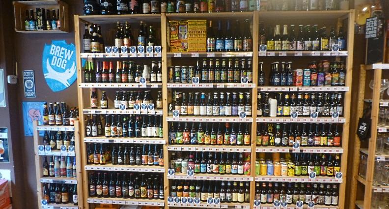 100 Beers Sofia, Sofia, Bier in Bulgarien, Bier vor Ort, Bierreisen, Craft Beer, Bottle Shop