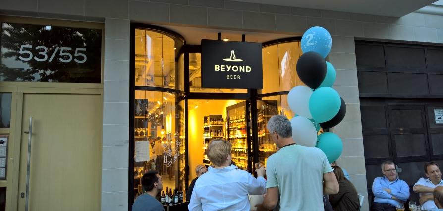 Beyond Beer, Hamburg, Bier in Hamburg, Bier vor Ort, Bierreisen, Craft Beer, Bierbar, Bottle Shop