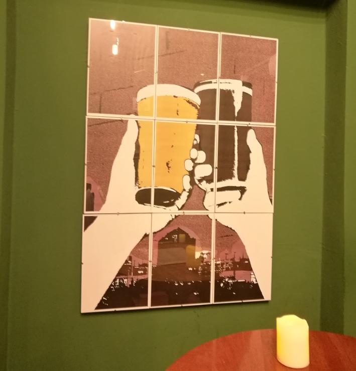 20 PIP Craft Beer Pub, Praha, Bier in Tschechien, Bier vor Ort, Bierreisen, Craft Beer, Bierbar