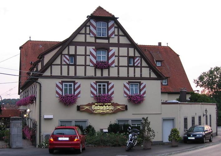 Rothenburger Landwehr Bier – Landwehr-Bräu Wörner, Steinsfeld, Bier in Bayern, Bier vor Ort, Bierreisen, Craft Beer, Brauerei