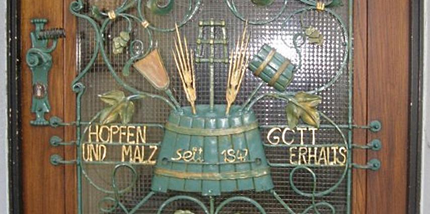 """Brauerei und Gasthof """"Zur Krone"""" – F. Tauscher, Tettnang, Bier in Baden-Württemberg, Bier vor Ort, Bierreisen, Craft Beer, Brauerei, Brauereigasthof"""