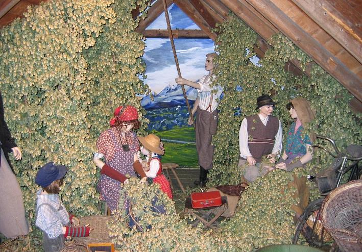Haus- und Hobbybrauertage 2006, Tettnang, Bier in Baden-Württemberg, Bier vor Ort, Bierreisen, Craft Beer, Brauerei, Brauereigasthof, Brauereimuseum, Bierseminar, Schaubrauen, Hausbrauertreffen