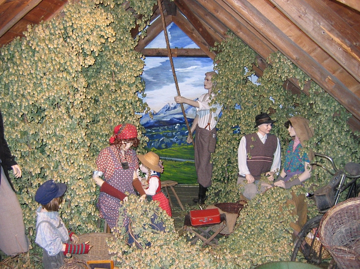 Tettnanger Hopfenmuseum, Tettnang, Bier in Baden-Württemberg, Bier vor Ort, Bierreisen, Brauereimuseum