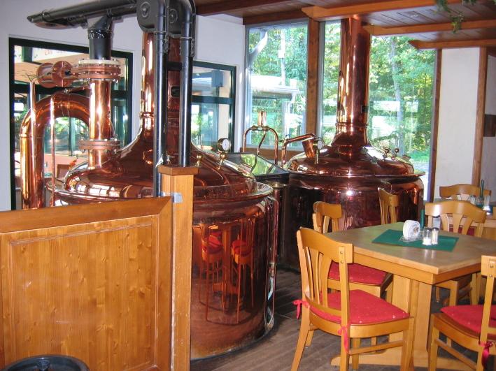 Waldkasino – Erfurter Brauereigaststätte, Erfurt, Bier in Thüringen, Bier vor Ort, Bierreisen, Craft Beer, Brauerei, Gasthausbrauerei, Biergarten