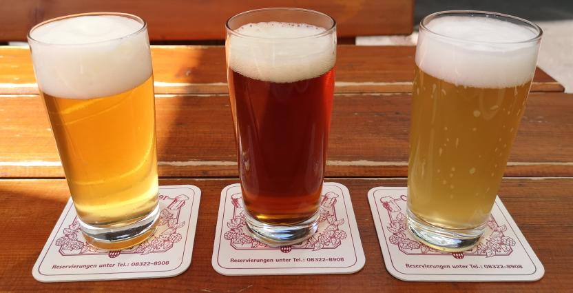 Oberstdorfer Dampfbierbrauerei Ch. + M. Venzky, Oberstdorf, Bier in Bayern, Bier vor Ort, Bierreisen, Craft Beer, Brauerei, Gasthausbrauerei