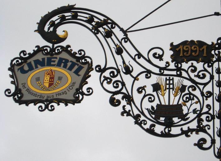 Unertl Weißbier GmbH, Haag in Oberbayern, Bier in Bayern, Bier vor Ort, Bierreisen, Craft Beer, Brauerei, Brauereigasthof