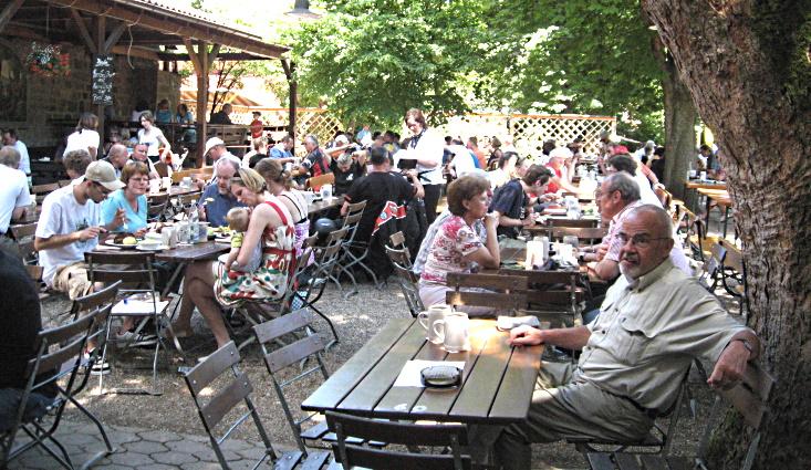 Brauerei Göller zur Alten Freyung, Zeil am Main, Bier in Franken, Bier in Bayern, Bier vor Ort, Bierreisen, Craft Beer, Brauerei, Biergarten