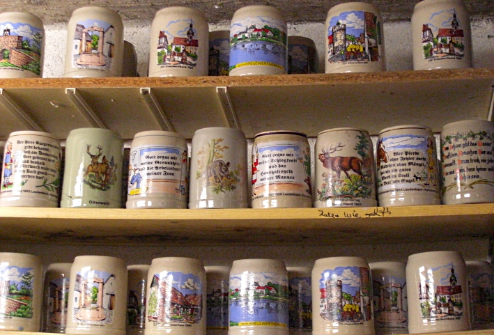 Bierkrugmuseum Kreuzwertheim, Kreuzwertheim, Bier in Franken, Bier in Bayern, Bier vor Ort, Bierreisen, Craft Beer, Brauereimuseum