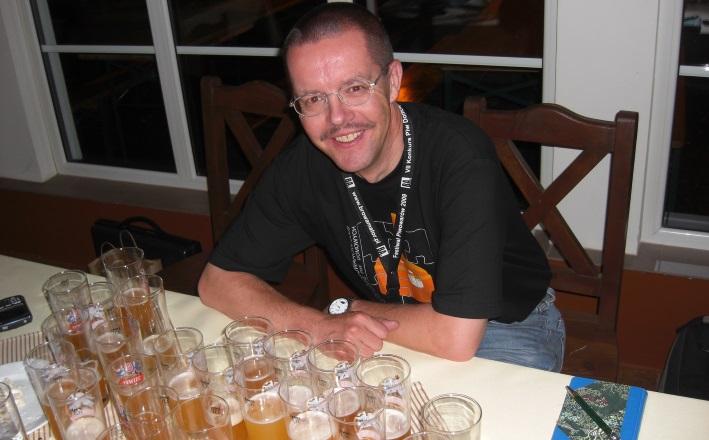 VII. Konkurs Piw Domowych w Żywcu (Polska), VII. Hausbräu-Wettbewerb in Saybusch (Polen), Żywiec, Bier in Polen, Bier vor Ort, Bierreisen, Craft Beer, Brauerei, Bierfestival, Brauereimuseum, Hausbrauertreffen, Bierverkostung