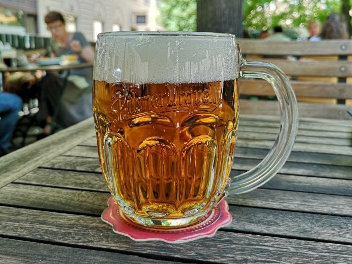 Wirtshaus & Biergarten Zattl, Wien, Bier in Österreich, Bier vor Ort, Bierreisen, Craft Beer, Biergarten, Bierrestaurant