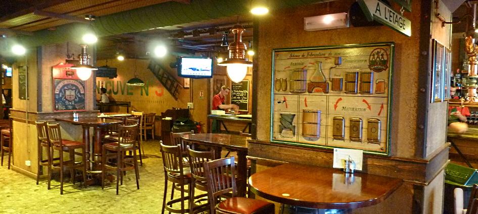 3 Brasseurs Reims, Reims, Bier in Frankreich, Bier vor Ort, Bierreisen, Craft Beer, Brauerei, Gasthausbrauerei