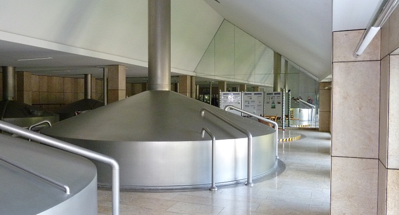 Die Tour de Bier 2011, Weisses Brauhaus, Kelheim, Bier in Bayern, Bier vor Ort, Bierreisen, Craft Beer, Brauerei
