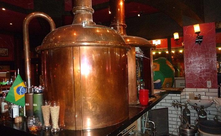 Browar de Brasil, Warszawa, Bier in Polen, Bier vor Ort, Bierreisen, Craft Beer, Brauerei, Gasthausbrauerei