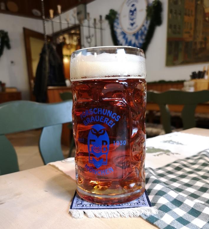 Forschungsbrauerei – Brauerei und Brennerei Silbernagl e.K., München, Bier in Bayern, Bier vor Ort, Bierreisen, Craft Beer, Brauerei, Biergarten