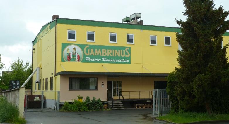 Gambrinus-Brauerei GmbH, Weiden in der Oberpfalz, Bier in der Oberpfalz, Bier in Bayern, Bier vor Ort, Bierreisen, Craft Beer, Brauerei