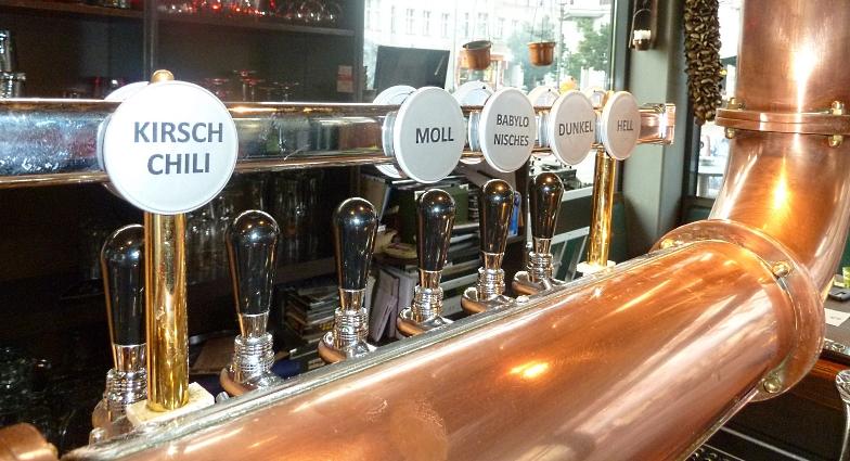 Schlossplatz Brauerei Köpenick, Berlin, Bier in Berlin, Bier vor Ort, Bierreisen, Craft Beer, Brauerei, Gasthausbrauerei