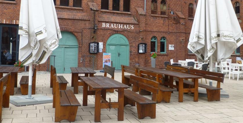 """Hotel und Brauhaus """"Alte Ölmühle"""", Wittenberge, Bier in Sachsen-Anhalt, Bier vor Ort, Bierreisen, Craft Beer, Brauerei, Gasthausbrauerei, Bierrestaurant, Brauereigasthof"""