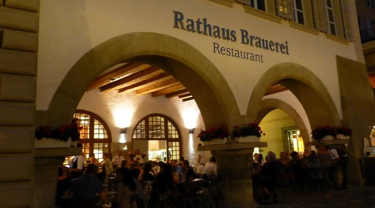 Rathaus Brauerei AG, Luzern, Bier in der Schweiz, Bier vor Ort, Bierreisen, Craft Beer, Brauerei, Gasthausbrauerei