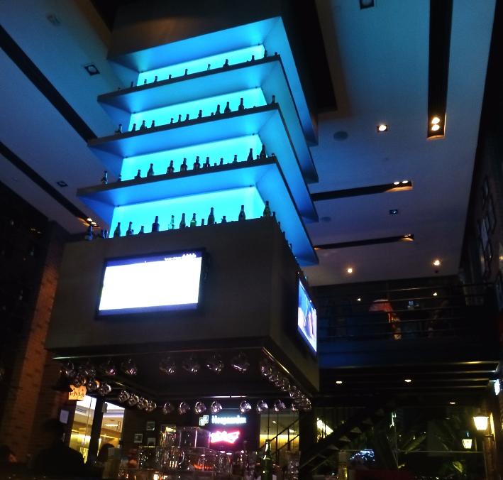 Beer Vault @ Four Points by Sheraton, Bangkok, Bier in Thailand, Bier vor Ort, Bierreisen, Craft Beer, Bierbar