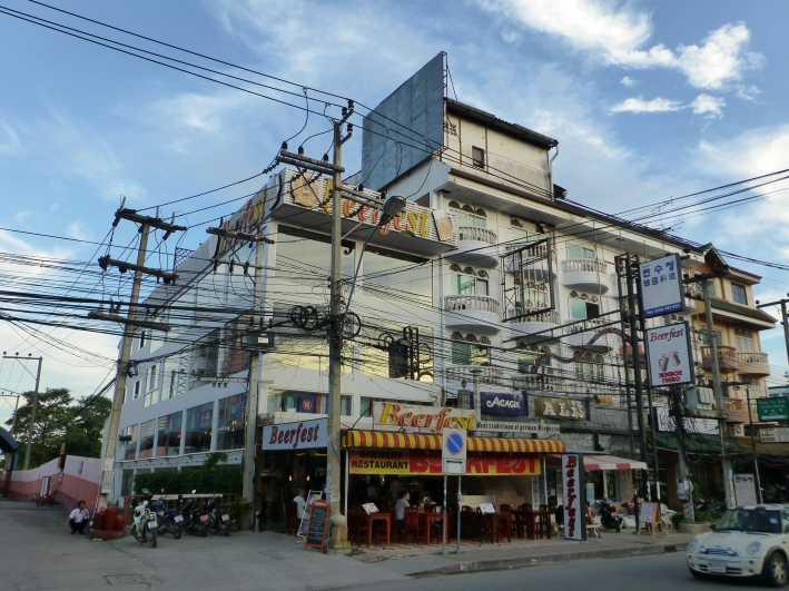 Beerfest Brewery & Restaurant, Pattaya, Bier in Thailand, Bier vor Ort, Bierreisen, Craft Beer, Brauerei, Gasthausbrauerei