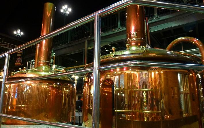 Tawandang German Brewery (Rama Inthra), Bangkok, Bier in Thailand, Bier vor Ort, Bierreisen, Craft Beer, Brauerei, Gasthausbrauerei