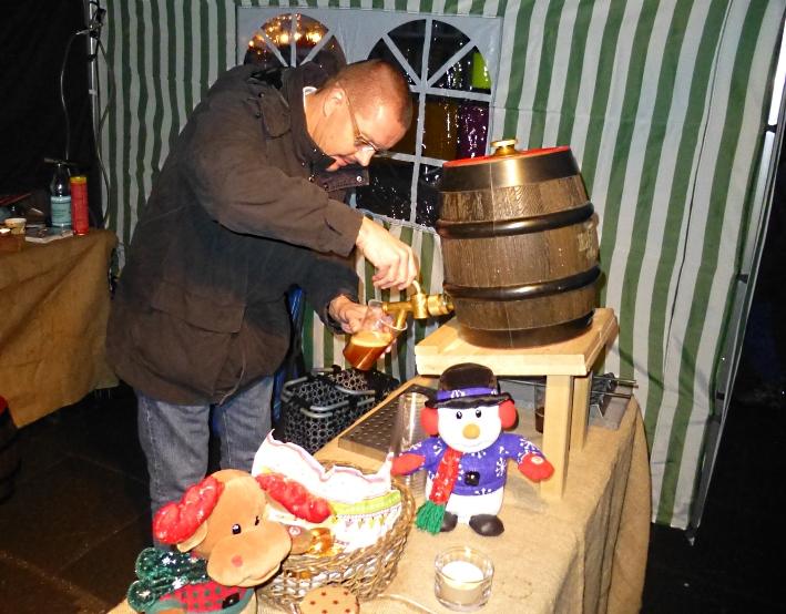 Die Weihnachtsbrauerei der Hausbrauer Nassauer Land 2013, Eschhofen, Bier in Hessen, Bier vor Ort, Bierreisen, Craft Beer, Hausbrauen, Bierfestival