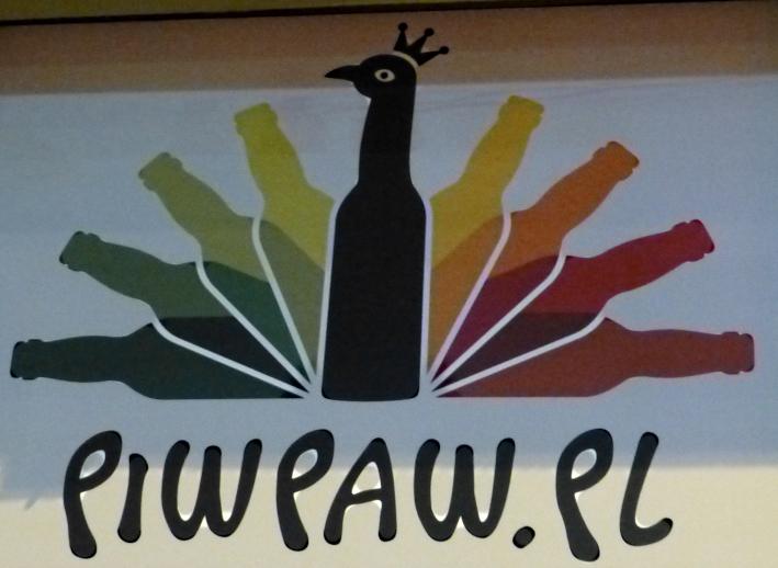 PiwPaw, Warszawa, Bier in Polen, Bier vor Ort, Bierreisen, Craft Beer, Bierbar