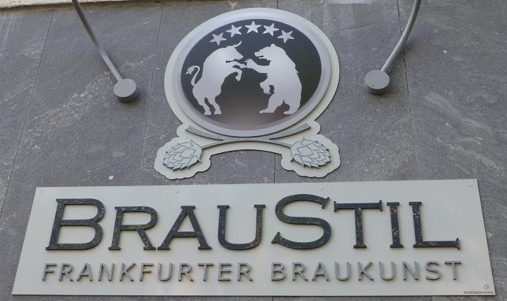 BrauStil GmbH & Co. KG, Frankfurt am Main, Bier in Hessen, Bier vor Ort, Bierreisen, Craft Beer, Brauerei, Bierbar, Bottle Shop, Biergarten