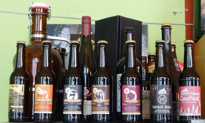 Helios-Braustelle, Köln, Bier in Nordrhein-Westfalen, Bier vor Ort, Bierreisen, Craft Beer, Brauerei, Gasthausbrauerei