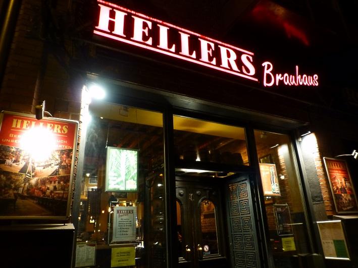 Brauerei HELLER GmbH / HELLERS Brauhaus, Köln, Bier in Nordrhein-Westfalen, Bier vor Ort, Bierreisen, Craft Beer, Brauerei, Gasthausbrauerei