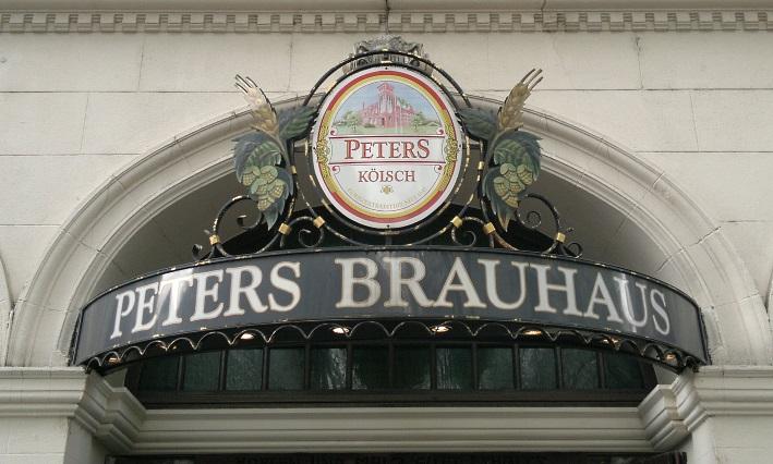 Peters Brauhaus GmbH & Co. KG, Köln, Bier in Nordrhein-Westfalen, Bier vor Ort, Bierreisen, Craft Beer, Bierrestaurant