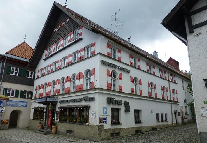 Bären-Brauerei – Brauerei-Gasthof Bären, Nesselwang, Bier in Bayern, Bier vor Ort, Bierreisen, Craft Beer, Bierrestaurant