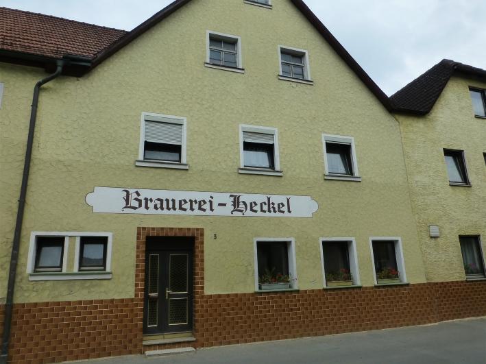 Brauerei Heckel, Waischenfeld, Bier in Franken, Bier in Bayern, Bier vor Ort, Bierreisen, Craft Beer, Brauerei
