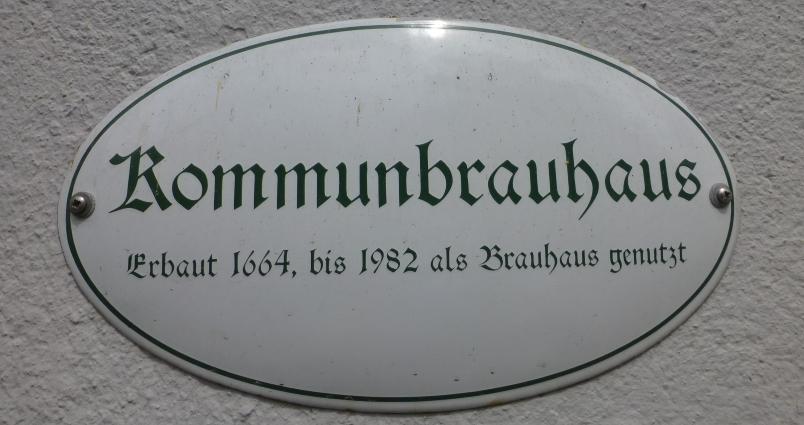 Kommunbrauhaus Waischenfeld, Waischenfeld, Bier in Franken, Bier in Bayern, Bier vor Ort, Bierreisen, Craft Beer, Brauerei
