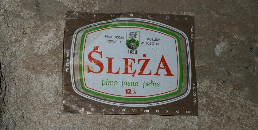 Browar Sobótka. Sobótka Górka, Bier in Polen, Bier vor Ort, Bierreisen, Craft Beer, Brauerei