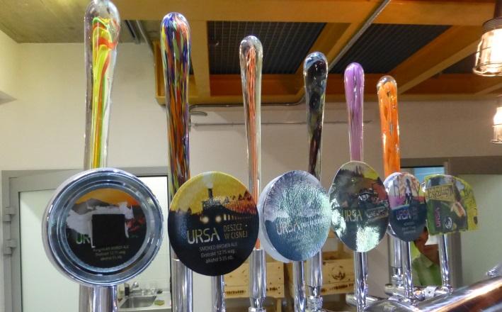 Ursa Maior Sp. z o.o. S.K.A., Uherce Mineralne, Bier in Polen, Bier vor Ort, Bierreisen, Craft Beer, Brauerei