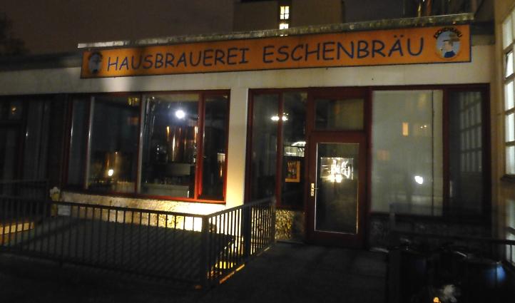 Eschenbräu – die KreativBrauerei in Berlin, Berlin, Bier in Berlin, Bier vor Ort, Bierreisen, Craft Beer, Brauerei, Gasthausbrauerei
