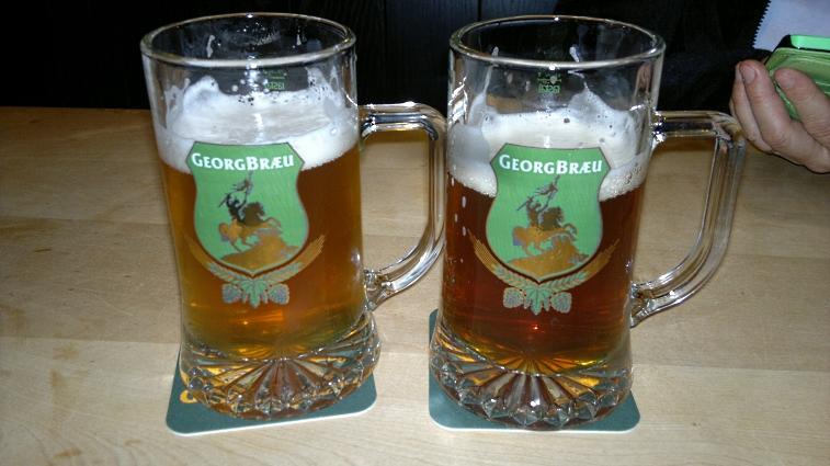 Brauhaus Georgbräu e.K., Berlin, Bier in Berlin, Bier vor Ort, Bierreisen, Craft Beer, Brauerei, Gasthausbrauerei