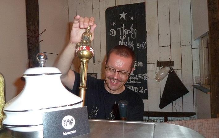 Heidenpeters Brauerei, Berlin, Bier in Berlin, Bier vor Ort, Bierreisen, Craft Beer, Brauerei, Taproom
