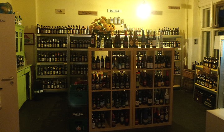 Hopfen & Malz, Berlin, Bier in Berlin, Bier vor Ort, Bierreisen, Craft Beer, Bottle Shop