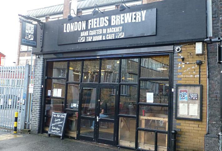London Fields Brewery, London, Bier in England, Bier in Großbritannien, Bier vor Ort, Bierreisen, Craft Beer, Brauerei, Bierbar, Taproom