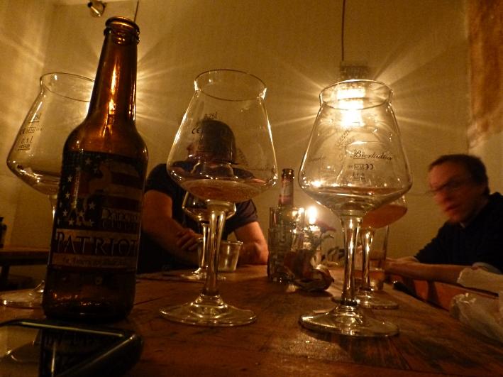 Treffen des Berliner Hausbrauer-Stammtischs – November 2014, Hopfenreich, Berlin, Bier in BerlinBier vor Ort, Bierreisen, Craft Beer, Bierbar, Hausbrauertreffen