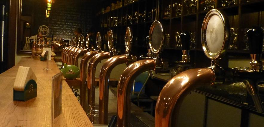 Z Innej Beczki, Łódź, Bier in Polen, Bier vor Ort, Bierreisen, Craft Beer, Bierbar