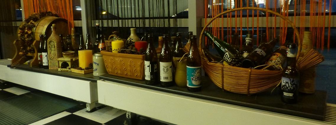 Hopsters Multitap, Warszawa, Bier in Polen, Bier vor Ort, Bierreisen, Craft Beer, Bierbar
