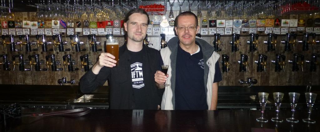 PiwPaw BeerHeaven, Warszawa, Bier in Polen, Bier vor Ort, Bierreisen, Craft Beer, Bierbar