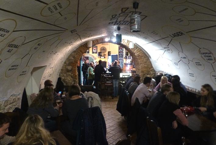 Strefa Piwa, Kraków, Bier in Polen, Bier vor Ort, Bierreisen, Craft Beer, Bierbar