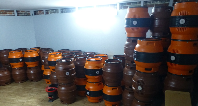 T.E.A. Time Brewpub, Kraków, Bier in Polen, Bier vor Ort, Bierreisen, Craft Beer, Brauerei, Gasthausbrauerei