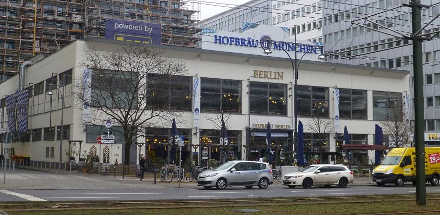 Hofbräu Berlin, Berlin, Bier in Berlin, Bier vor Ort, Bierreisen, Craft Beer, Bierrestaurant