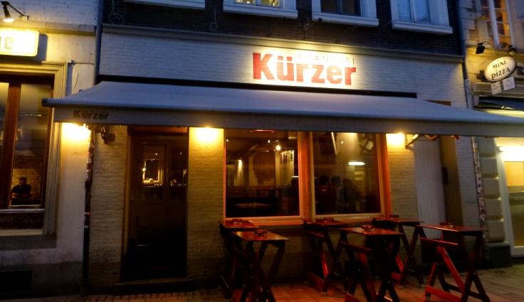 Brauerei Kürzer, Düsseldorf, Bier in Nordrhein-Westfalen, Bier vor Ort, Bierreisen, Craft Beer, Brauerei, Gasthausbrauerei